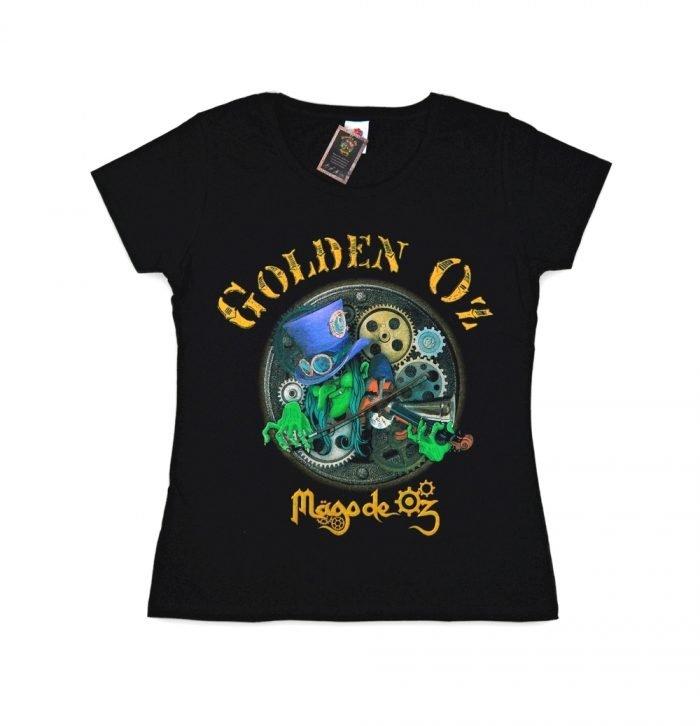 Mago de Oz – Blusa Golden Oz (IMPORTADO)