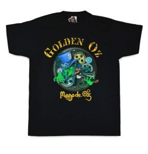 Mago de Oz – Playera Golden Oz (IMPORTADO)