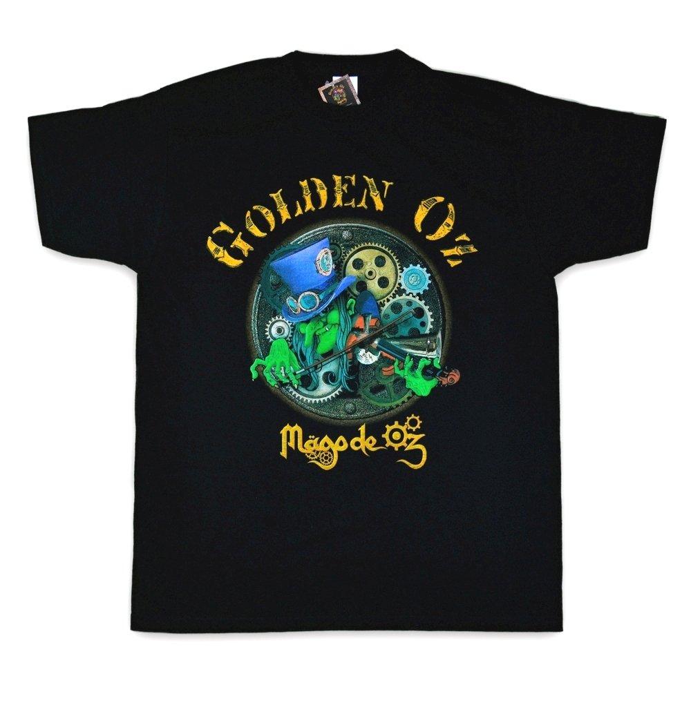Mago de Oz – Playera Golden Oz (IMPORTADO)
