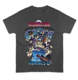 Hombres G – Playera Zombies