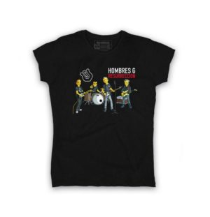 "Hombres G – Blusa Caricatura ""G"""